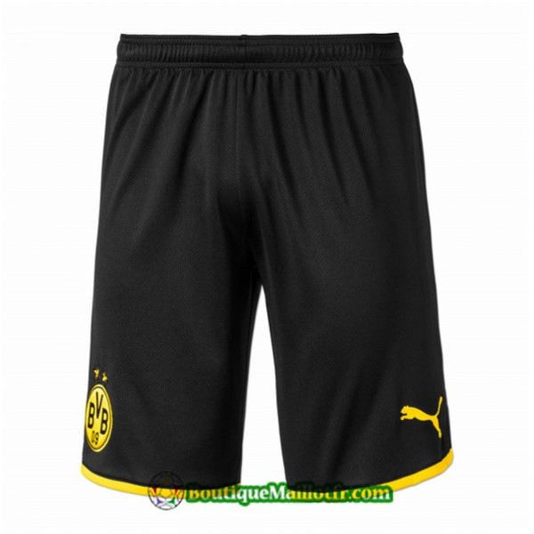 Maillot Short Borussia Dortmund 2019 2020 Domicile