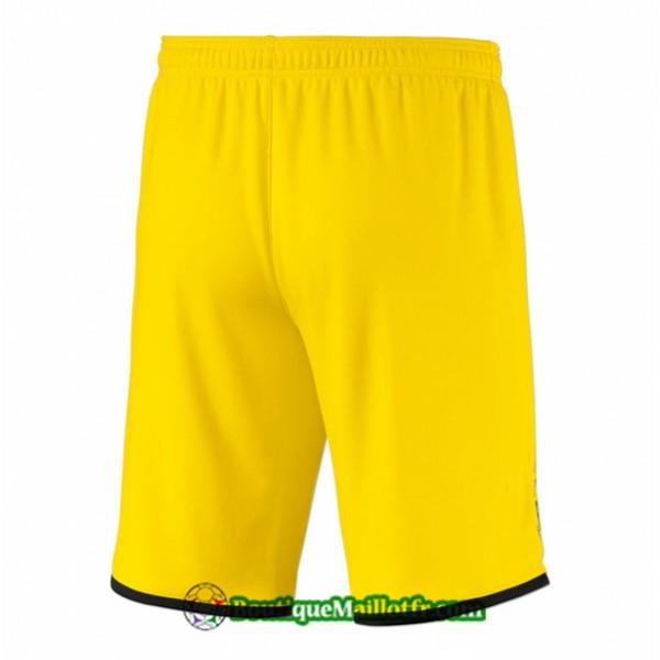 Maillot Short Borussia Dortmund 2019 2020 Exterieu...