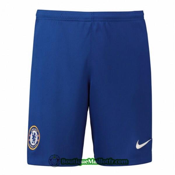 Maillot Short Chelsea 2019 2020 Domicile
