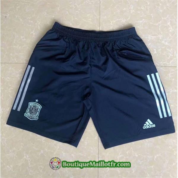 Maillot Short Espagne Bleu Shorts 2020 2021