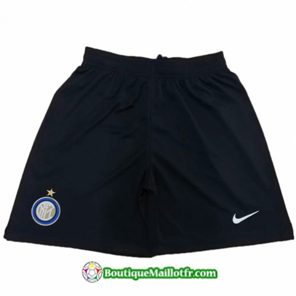 Maillot Short Inter Milan 2019 2020 Domicile