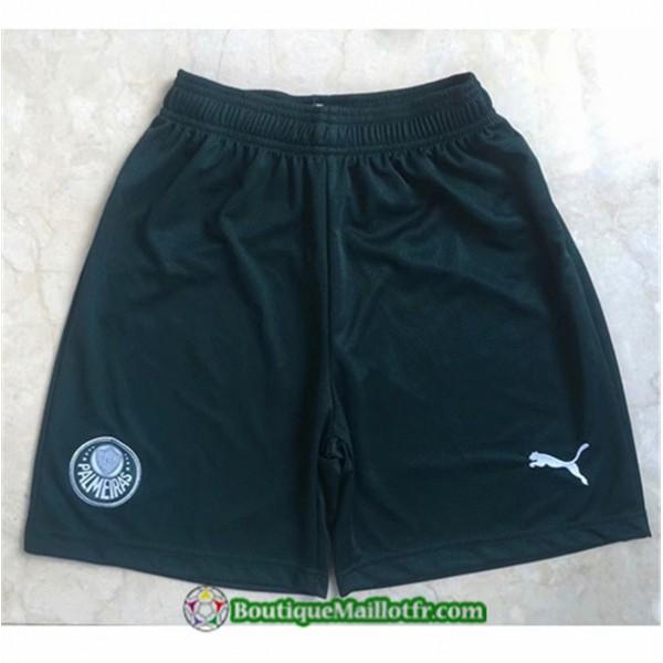 Maillot Short Palmeiras Shorts 2019 2020 Vert