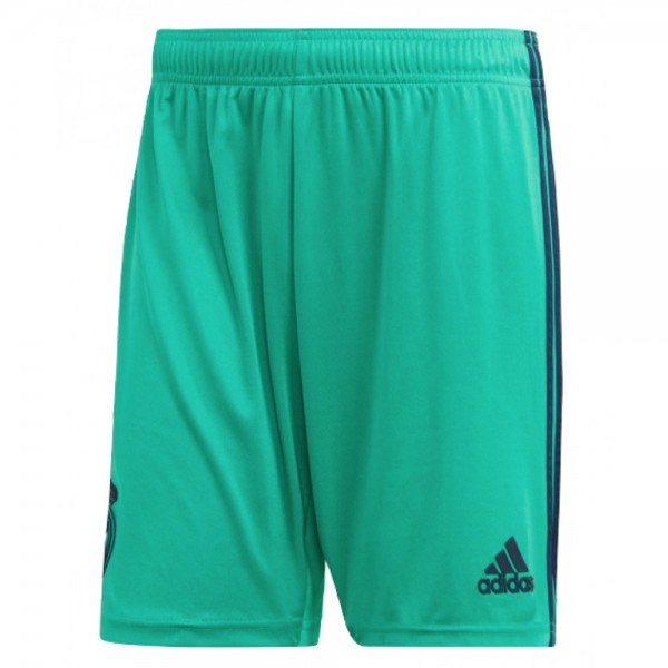 Maillot Short Real Madrid 2019 2020 Third Vert