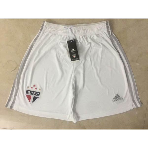 Maillot Short Sao Paulo Shorts 2019 2020 Blanc