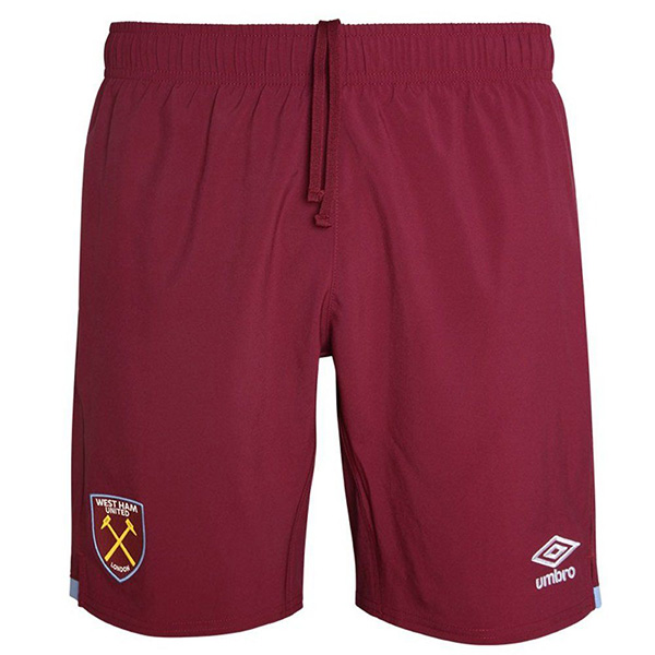 Maillot Short West Ham United 2019 2020 Domicile