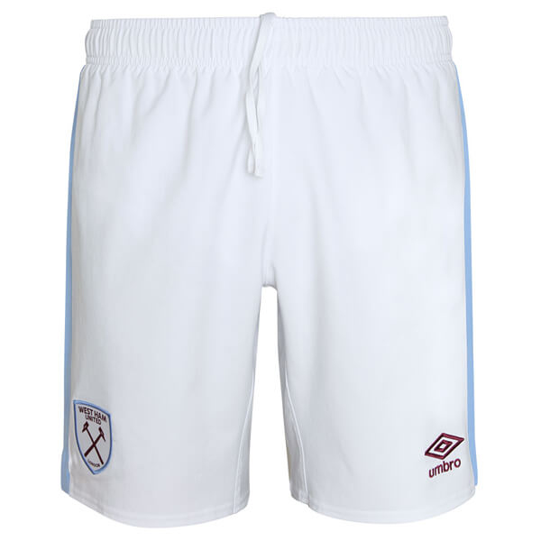 Maillot Short West Ham United 2019 2020 Exterieur