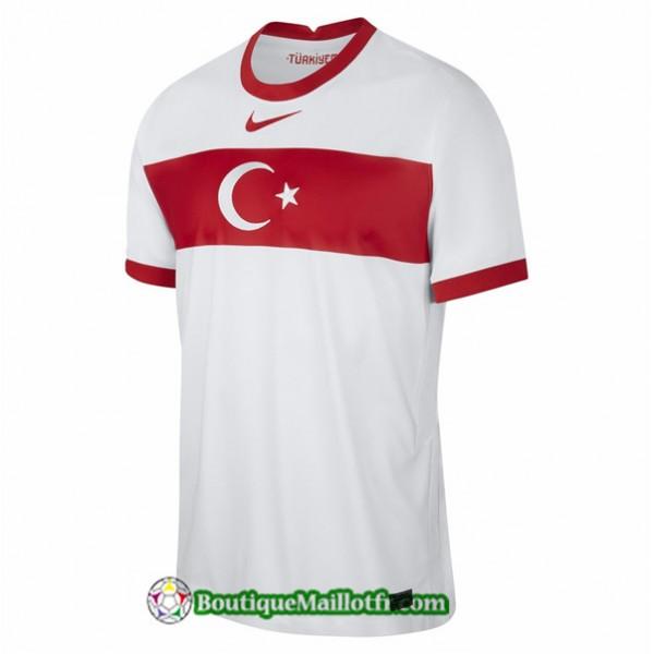 Maillot Turquie 2020 2021 Domicile