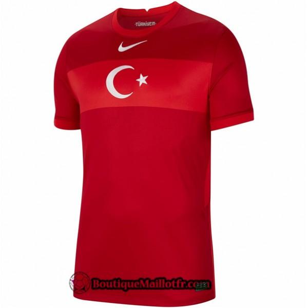 Maillot Turquie 2020 2021 Exterieur