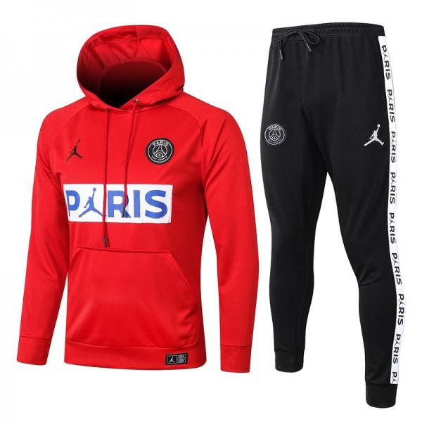 Survetement Paris Saint Germain 2020 2021 Rouge / ...