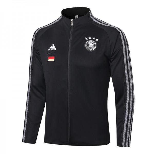 Veste De Foot Allemagne 2020 2021 Noir