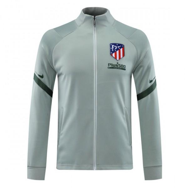 Veste De Foot Atletico Madrid 2020 2021 Vert Clair