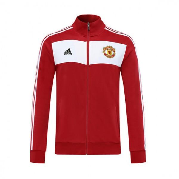 Veste De Foot Manchester United 2020 2021 Rouge/bl...