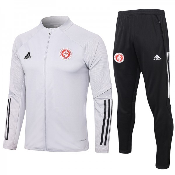 Veste Survetement Sc Internacional 2020 2021 Gris