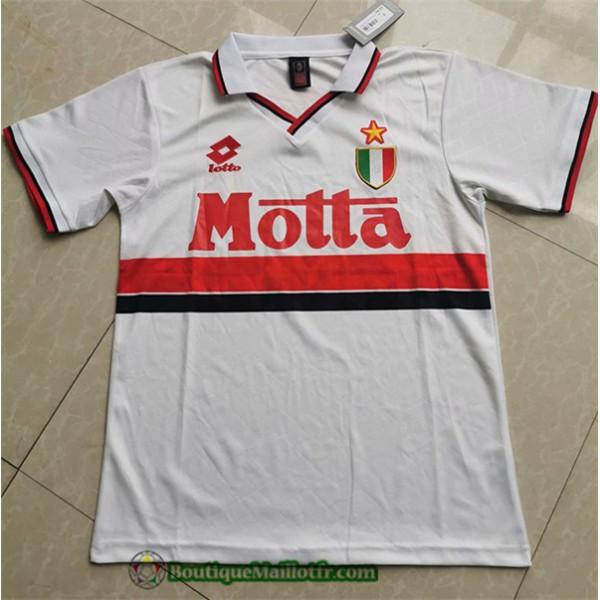 Maillot Ac Milan Retro 1993 94 Exterieur