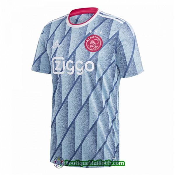 Maillot Ajax 2020 2021 Exterieur