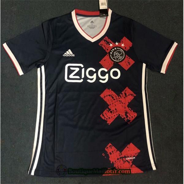 Maillot Ajax 2020 2021 Noir