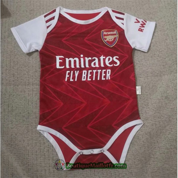 Maillot Arsenal Baby 2020 2021 Domicile