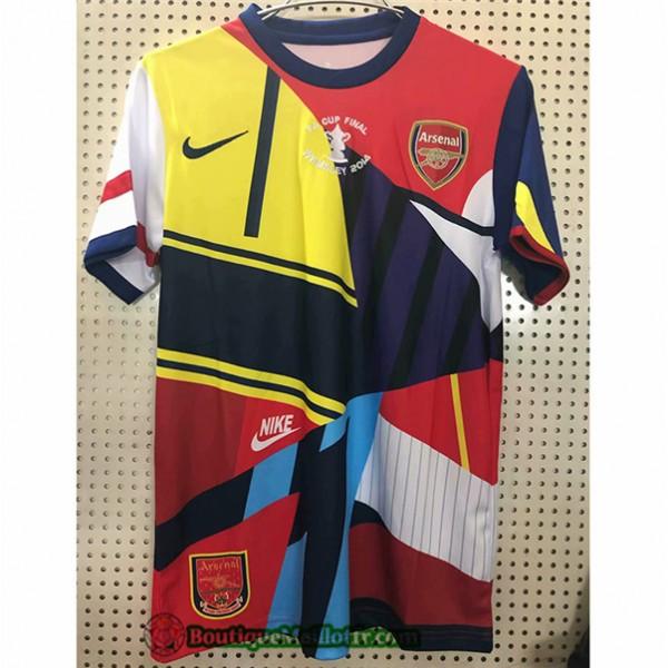 Maillot Arsenal Retro 2014