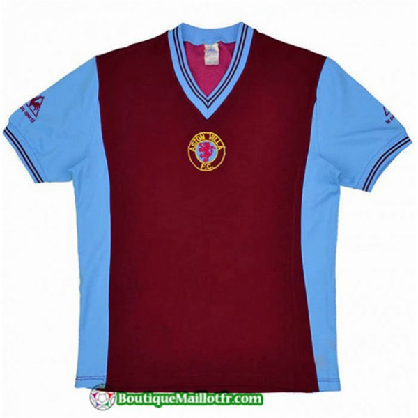 Maillot Aston Villa Retro 1981 82 Champions League