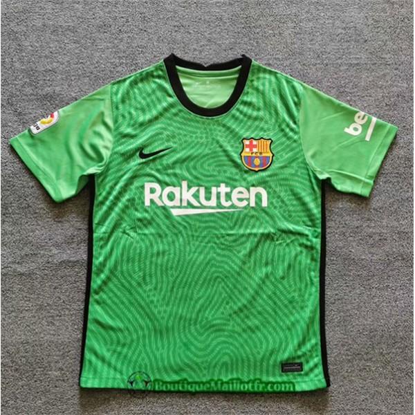 Maillot Barcelone 2020 2021 Pre Match Vert