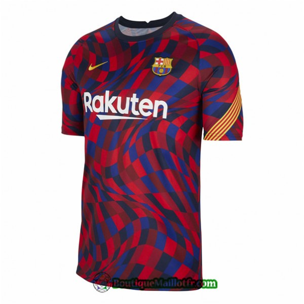 Maillot Barcelone 2020 2021 Pre Match