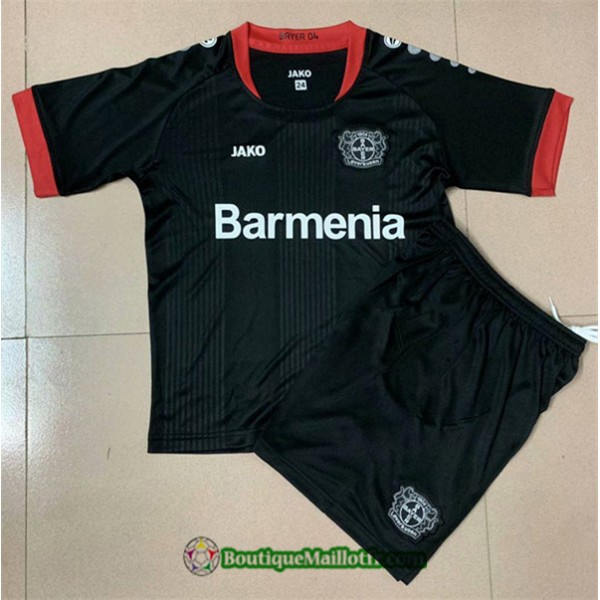 Maillot Bayer 04 Leverkusen Enfant 2020 2021 Domic...