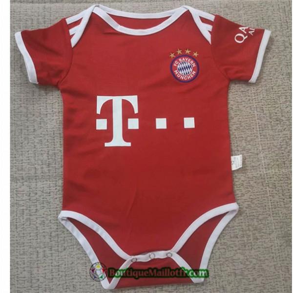 Maillot Bayern Munich Baby 2020 2021 Domicile