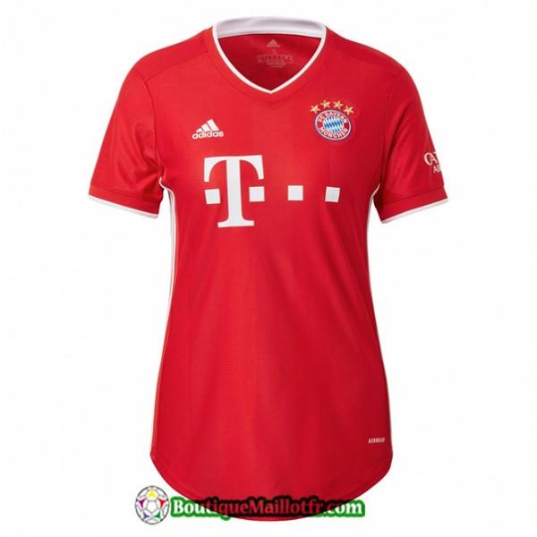 Maillot Bayern Munich Femme 2020 2021 Domicile