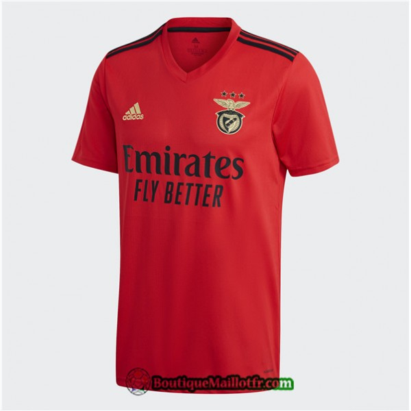 Maillot Benfica 2020 2021 Domicile