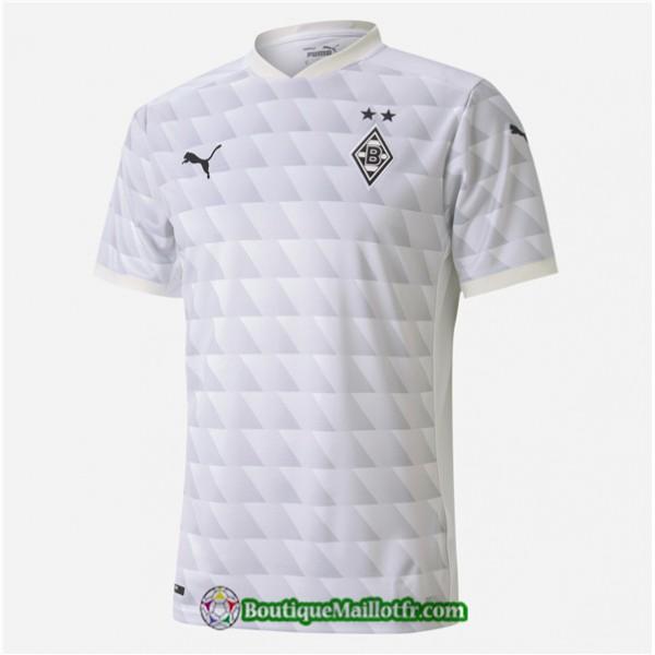 Maillot Borussia Mönchengladbach 2020 2021 Domici...