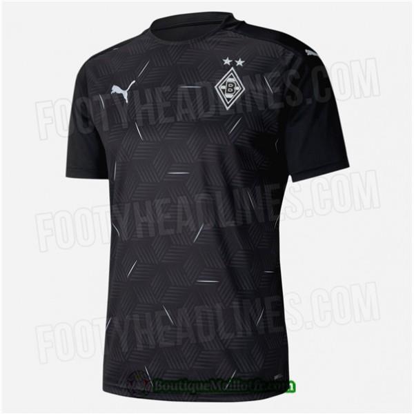 Maillot Borussia Mönchengladbach 2020 2021 Exteri...