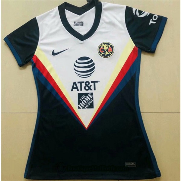 Maillot Cf America Femme 2020 2021