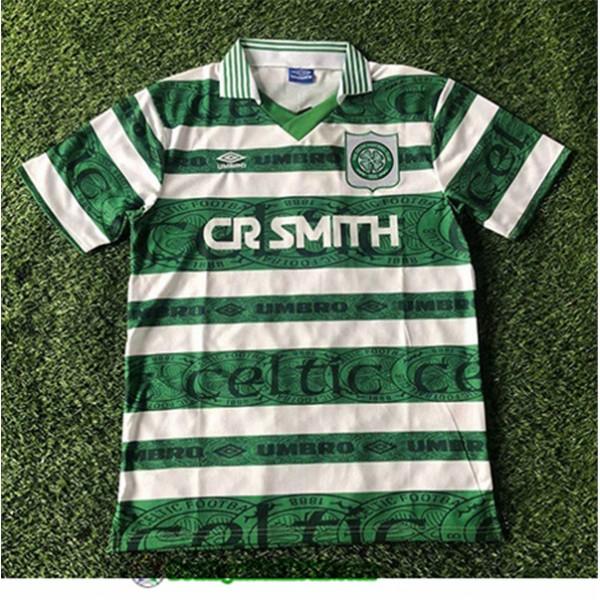 Maillot Celts Retro 1995 97 Domicile