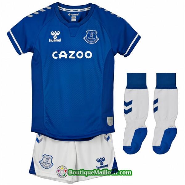 Maillot Everton Enfant 2020 2021 Domicile