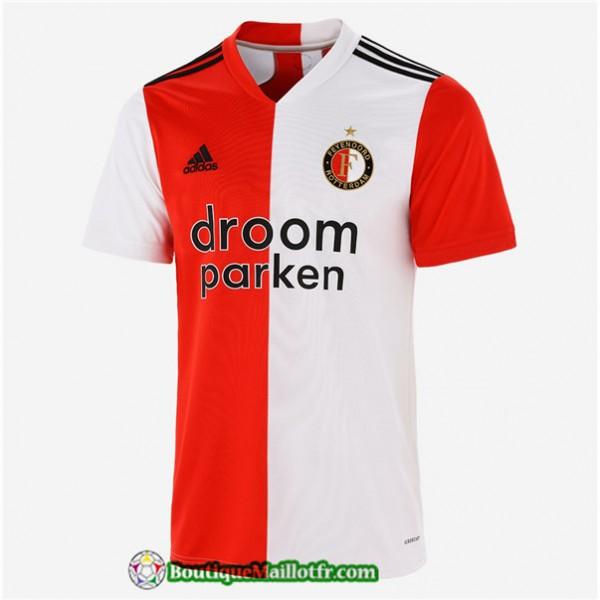 Maillot Feyenoord 2020 2021 Domicile