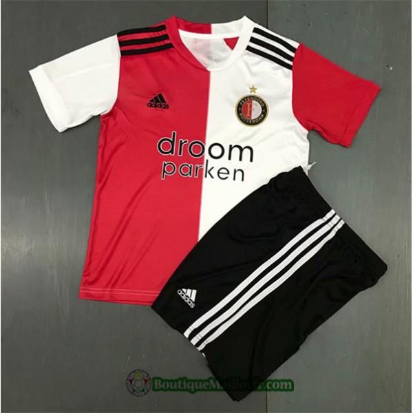 Maillot Feyenoord Enfant 2020 2021 Domicile