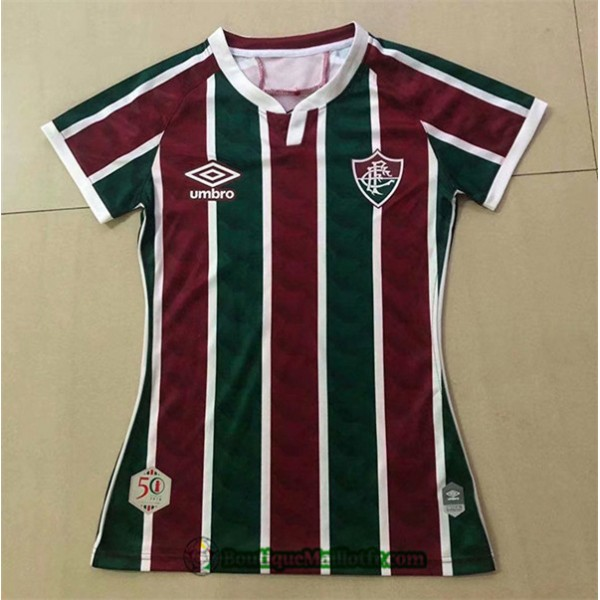 Maillot Fluminense Fc Femme 2020 2021