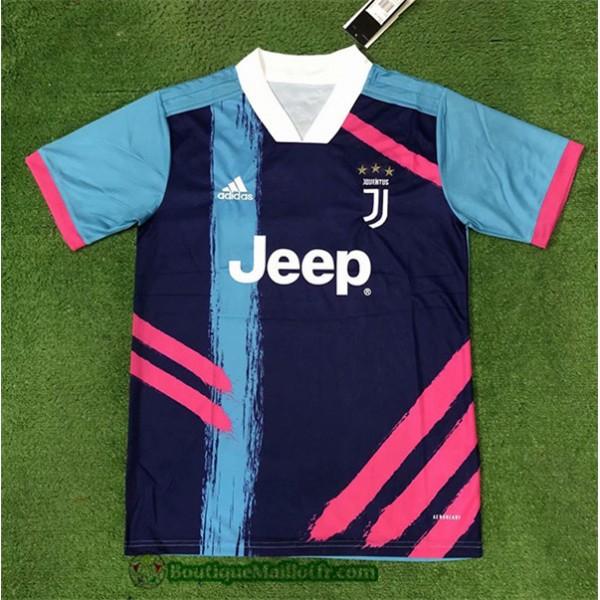 Maillot Juventus 2020 2021 Bleu