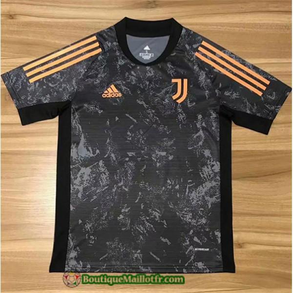 Maillot Juventus 2020 2021 Noir