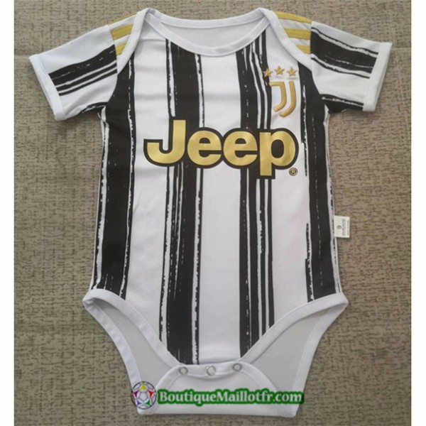 Maillot Juventus Baby 2020 2021 Domicile