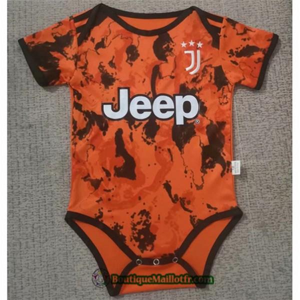 Maillot Juventus Baby 2020 2021 Orange