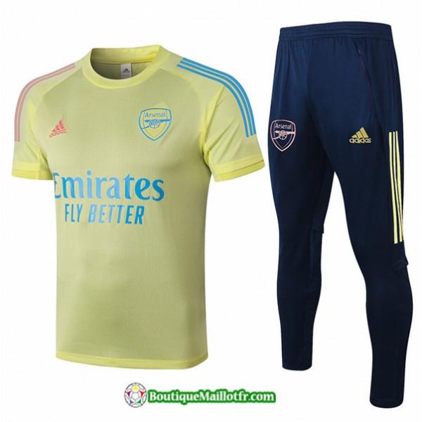 Maillot Kit Entraînement Arsenal 2020 2021 Traini...