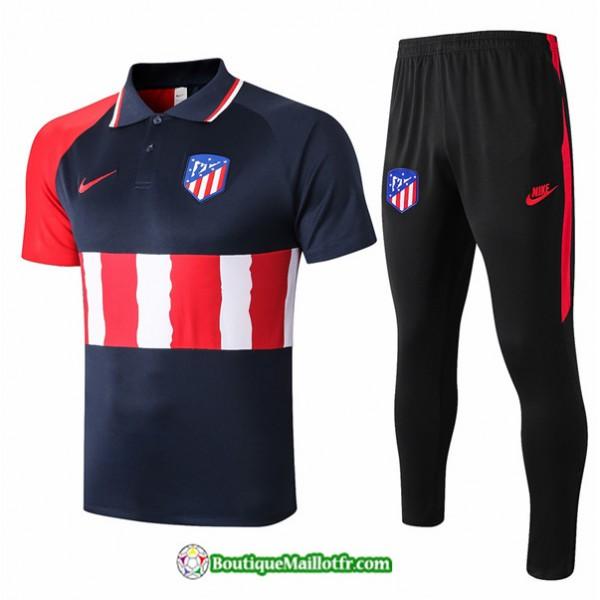 Maillot Kit Entraînement Atletico Madrid 2020 202...