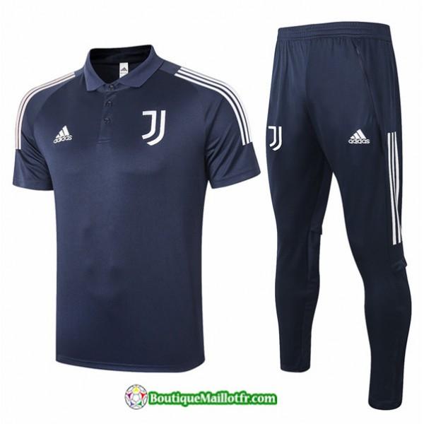 Maillot Kit Entraînement Juventus 2020 2021 Polo ...