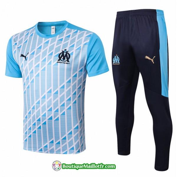 Maillot Kit Entraînement Marseille 2020 2021 Trai...