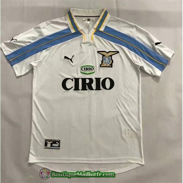 Maillot Lazio Retro 2000 01 Exterieur