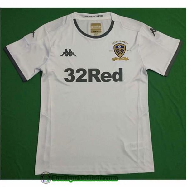 Maillot Leeds United 2020 2021 Domicile
