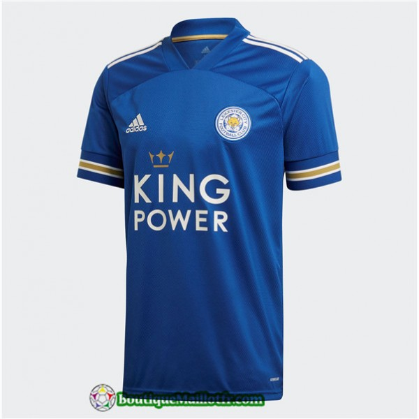 Maillot Leicester City 2020 2021 Domicile