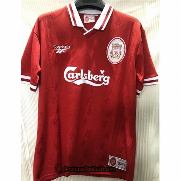 Maillot Liverpool Retro 1996 97 Domicile
