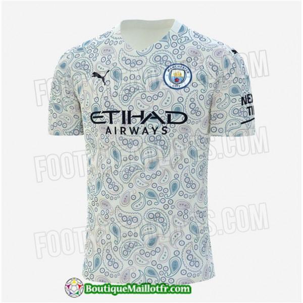 Maillot Manchester City 2020 2021 Third